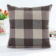 Buffalo Check Pillow Covers