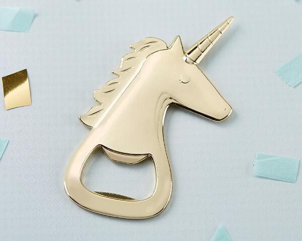 Decorative Gold Bottle Openers