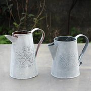 Mini Distressed Watering Cans
