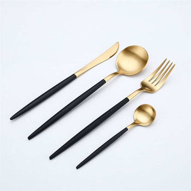 Pia Flatware, 4-16 piece sets