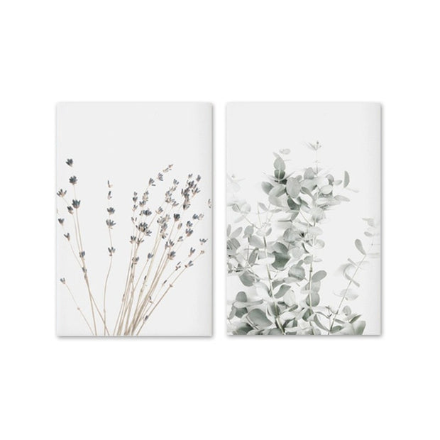 Botanical Canvas Art