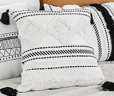 Sorayah Textured Pillow Covers