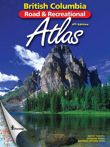 B.C. Road & Recreational Atlas