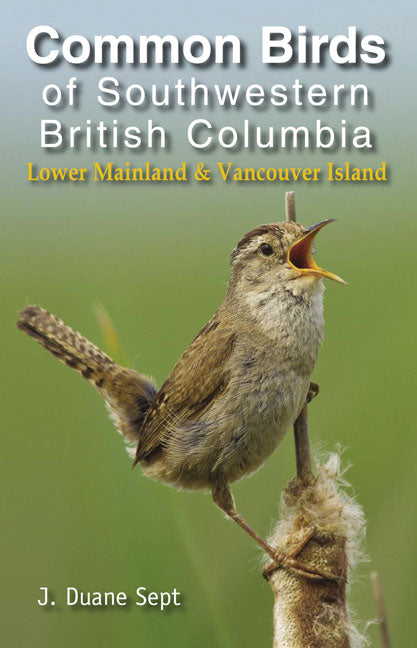 Common Birds of Southwestern British Columbia