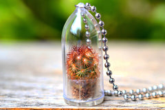 Copper King Cactus Necklace