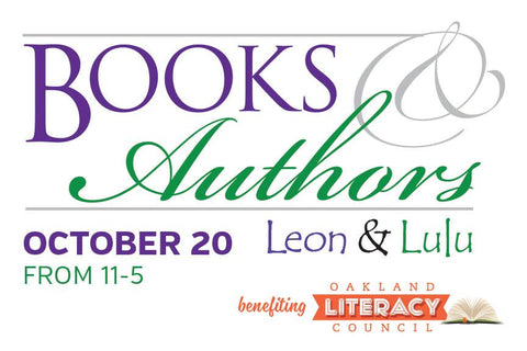 Join GG's Journey Author, Cheryl Phillips, at Leon & Lulu's Books & Authors