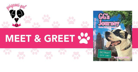 Author of GG's Journey: From Lost to Loved Hosts Book Signings & Meet and Greet