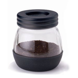 Spare glass for Ceramic Coffee Grinder, acrylic/ceramic, dimensions: 9.5 x 9.5 x 9.5 cm