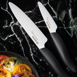 GEN Slicing Knife, plastic/ceramic, blade length: 13 cm