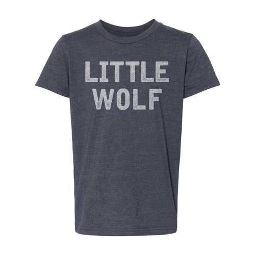 Little Wolf Youth Tee