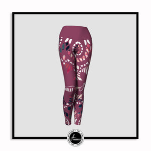 MULBERRY • Yoga Pants