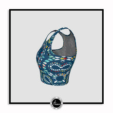 Load image into Gallery viewer, ROYAL • Yoga Top