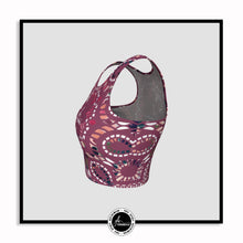 Load image into Gallery viewer, MULBERRY • Yoga Top