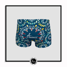 Load image into Gallery viewer, ROYAL • Yoga Shorts
