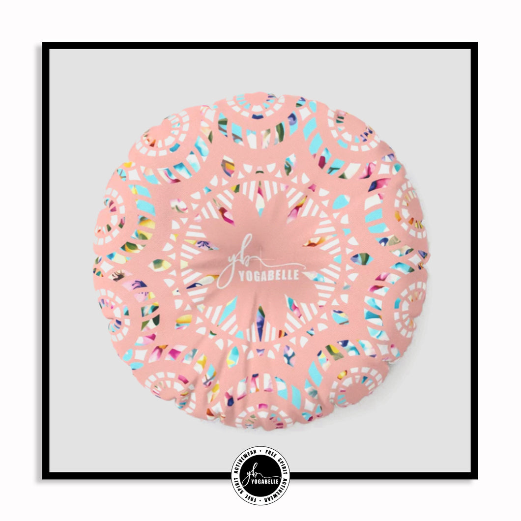 CORAL • Yoga Pillow