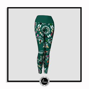 FOREST • Yoga Pants
