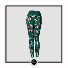 Load image into Gallery viewer, FOREST • Yoga Pants