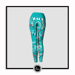 COASTAL • Yoga Pants