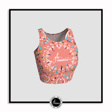 Load image into Gallery viewer, CORAL • Yoga Top