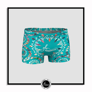 COASTAL • Yoga Shorts