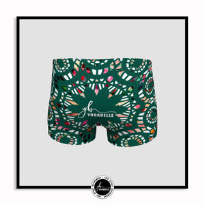 FOREST • Yoga Shorts