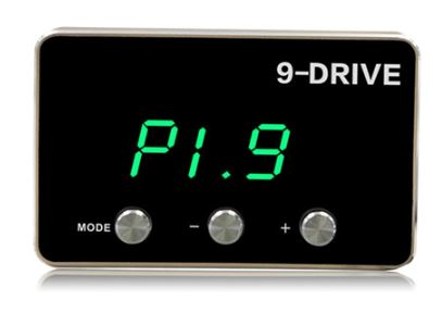 Car Dealz 9-DRIVE Premium Vehicle Specific Pedal Controller with 4 Driving Modes PLUS Auto Selection Mode i Drive (Model 822) - Car Dealzz