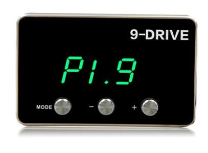 Car Dealz 9-DRIVE Premium Vehicle Specific Pedal Controller with 4 Driving Modes PLUS Auto Selection Mode i Drive (Model 815) - Car Dealzz