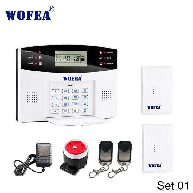 Wireless Home Security GSM Alarm System - Car Dealzz