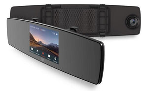 Rear View Mirror with HD Camera-Car Dealzz