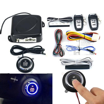 Universal Car Security Keyless Engine Start-Car Security-Car Dealzz