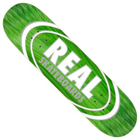 Real Oval Pearl Patterns Skateboard Deck size 8.75 / 8.5 / 8.06