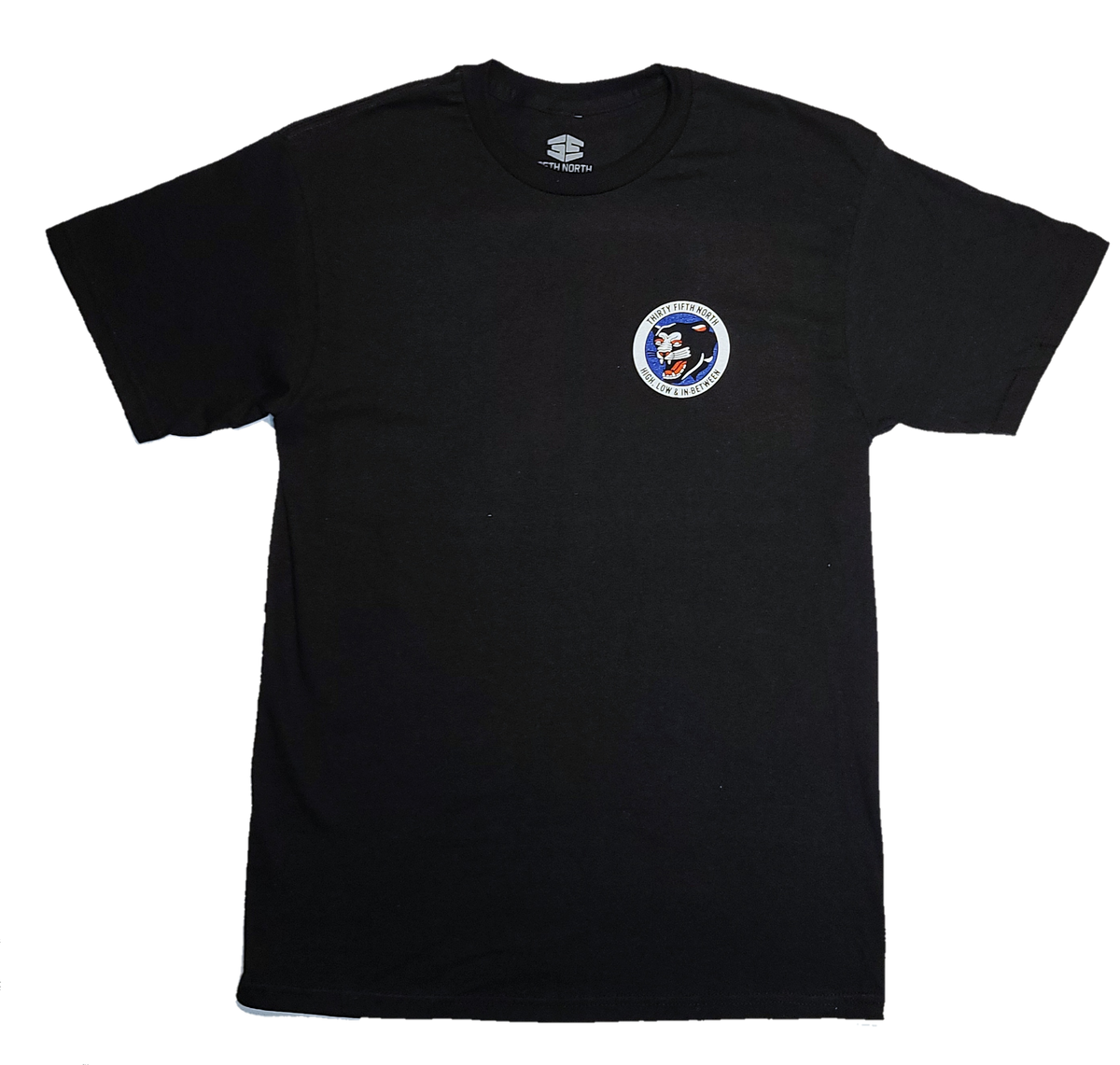 35th North In-Between T-Shirt - Black