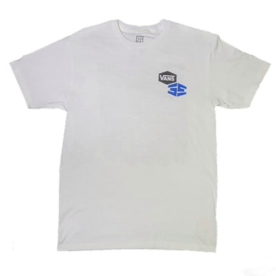 35th North x Vans Foot The Bill T-Shirt - White