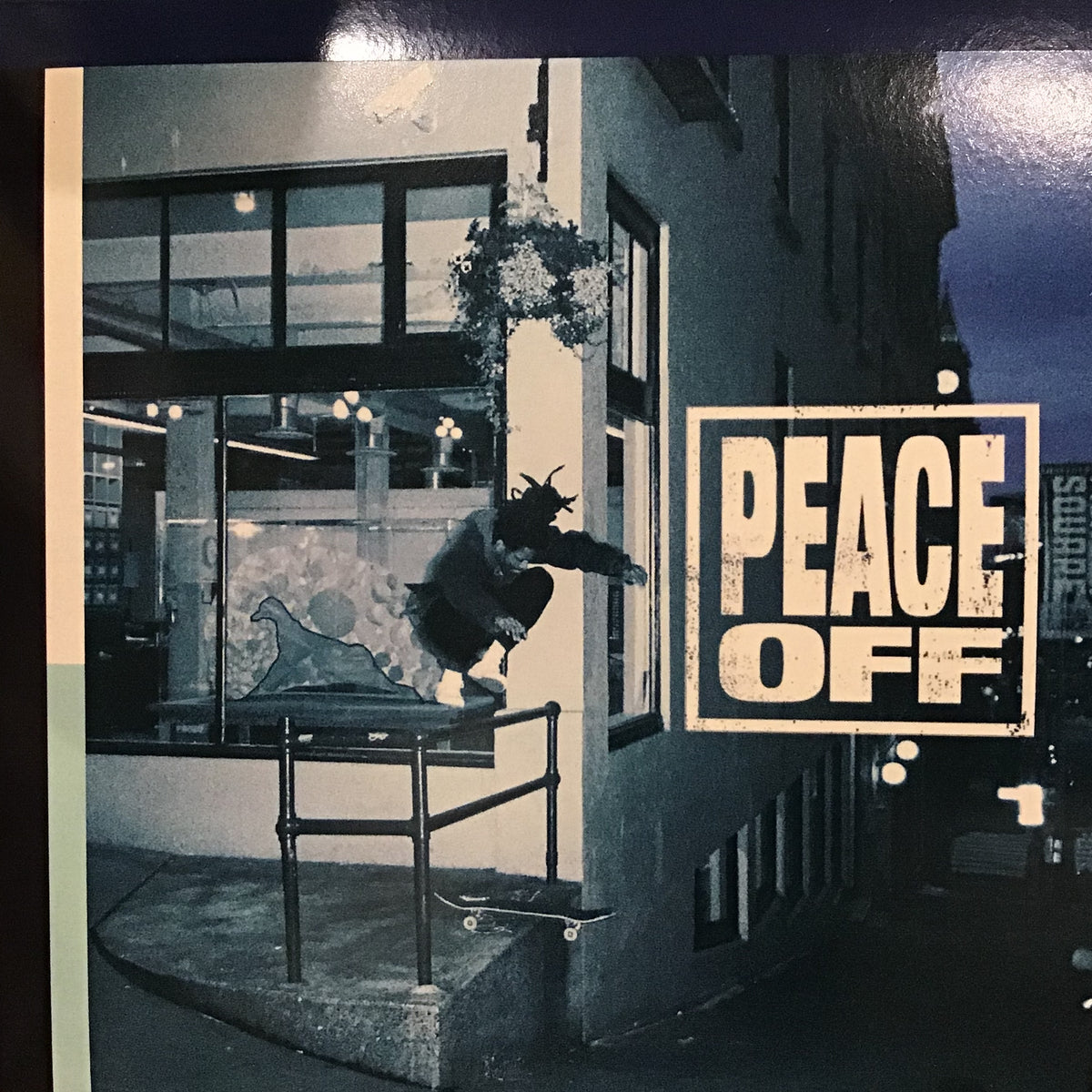 Peace Off DVD