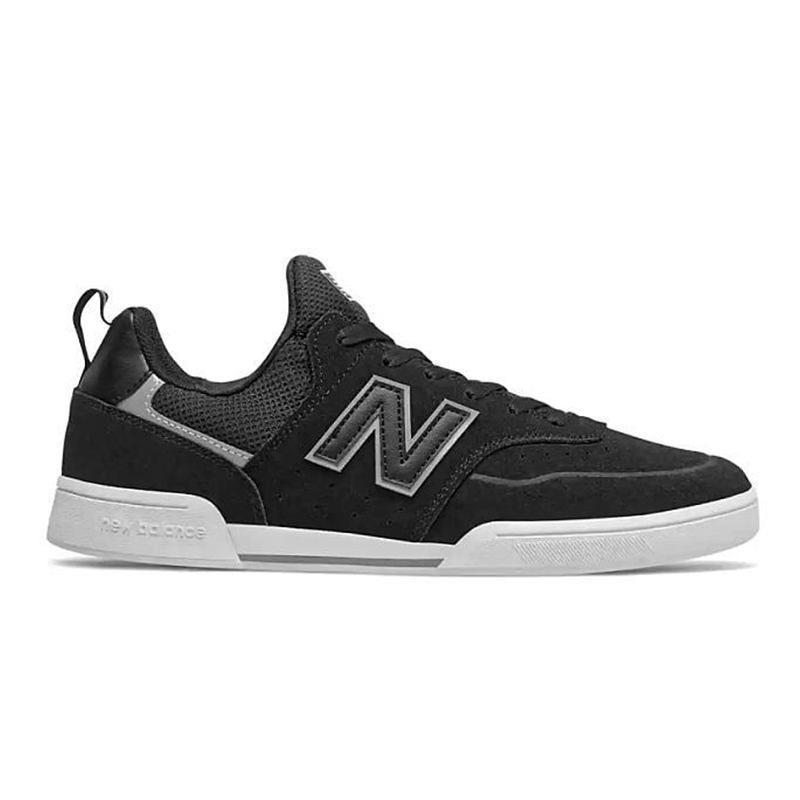 New Balance Numeric NM 288 - Black / Silver