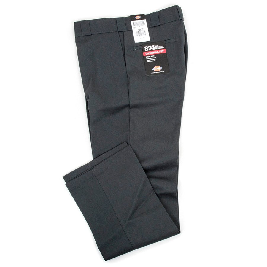 Dickies - 874 Original Fit - Charcoal