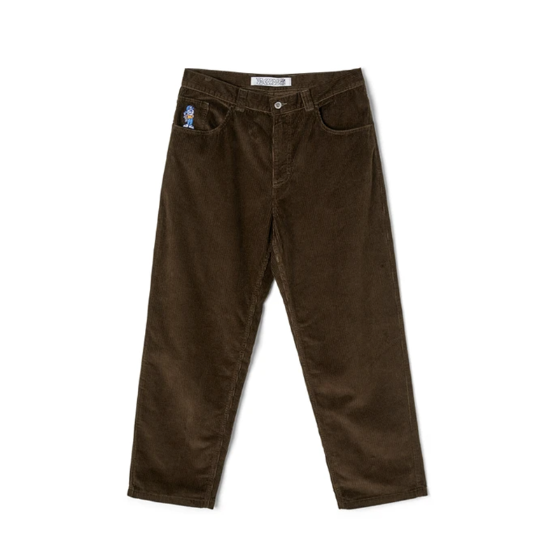 Polar Skate Co. 93 Cords - Brown