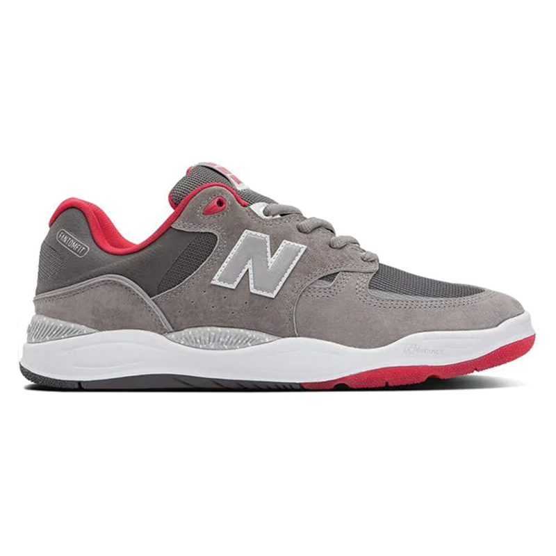 New Balance Numeric 1010 Tiago Grey / Red