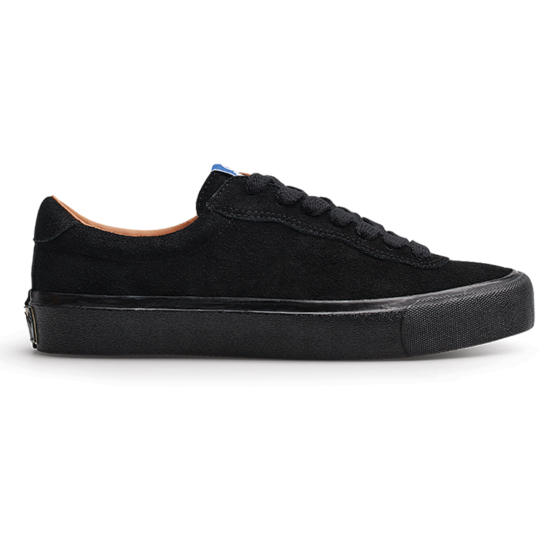 Last Resort VM001 Suede Lo - Black/Black