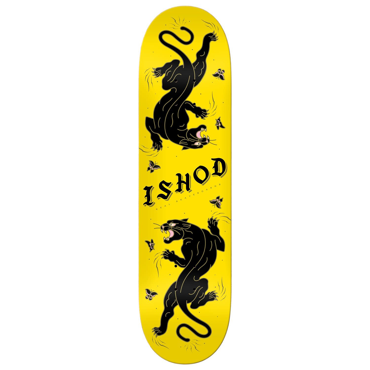 Real Ishod Cat Scratch Deck 8.0 - Yellow