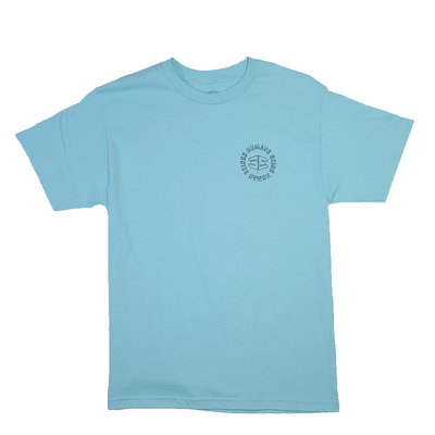"35th North ""Humans"" T-Shirt - Seafoam"