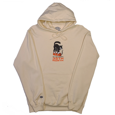 "35th North ""Not A Care"" Pullover Sweatshirt - Sand"