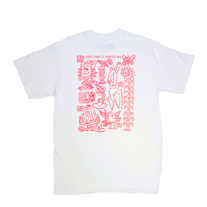 35th North Mr. Jones T-Shirt - White
