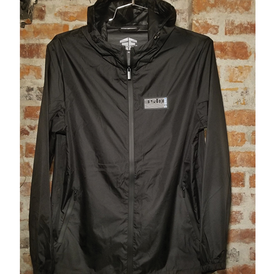 35th North '92 Waterproof Windbreaker Jacket (Black)