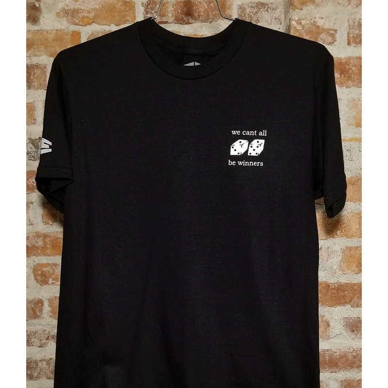 35th North Winners T-Shirt - Black