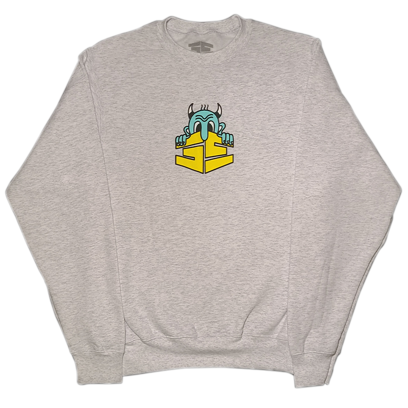 35th North Kilroy Sweatshirt - Light Heather