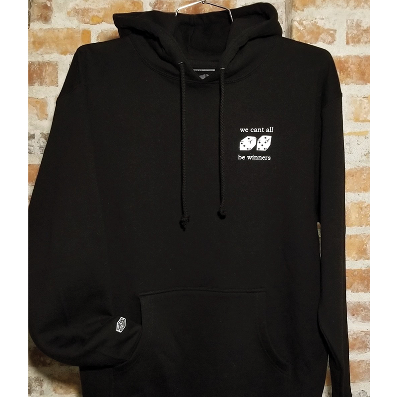 35th North - Winners Hoodie - Black