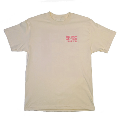 "35th North ""Before & After"" T-Shirt - Natural"