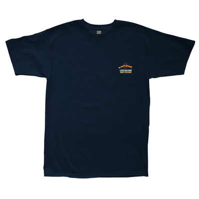 Loser Machine Condor Firecracker T-Shirt - Navy