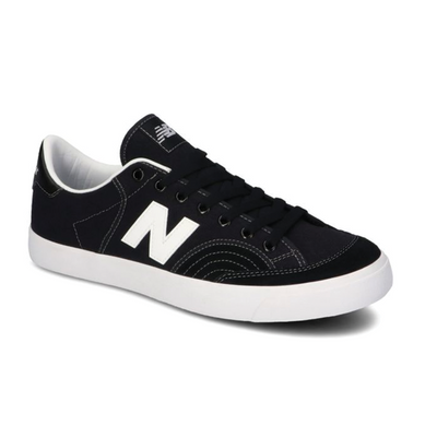 New Balance Numeric 212 - Black/White
